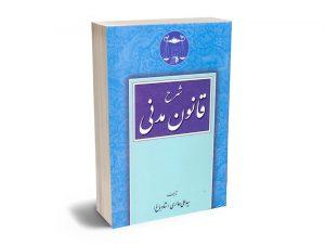 شرح قانون مدنی سید علی حائری (شاه باغ)